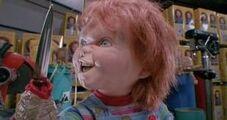 Chucky no hand