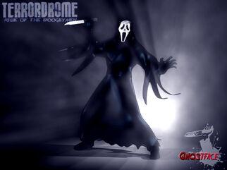 Ghostface td