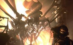 Alien (1986) - Alien queen