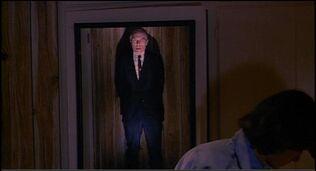 25 - old man on closet
