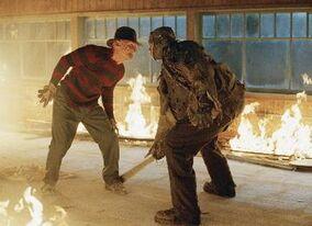 Freddy vs jaso