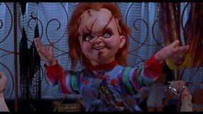 Chucky new look