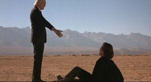Phantasm IV desert Tall Man