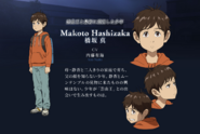 MakotoHashizaka design