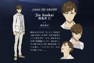 JinAsukai design