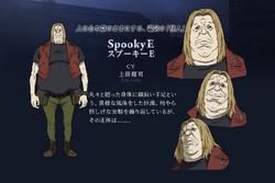 SpookyE design