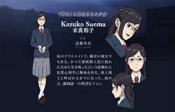 KazukoSuema design