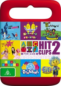 ABC For Kids Hit Clips 2 Is A 2006 DVD Released In Australia It Features Songs From Programs The Boohbah Theme Song