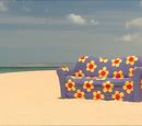 Springy Sofa