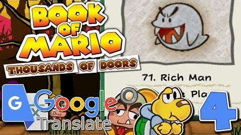 Book of Mario Thousands of Doors Google Translated TTYD ~ Chapter 4