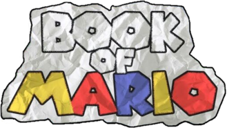 Book of Mario Logo