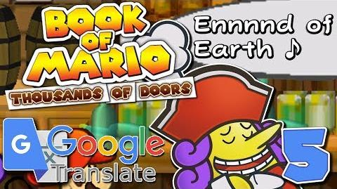 Book of Mario Thousands of Doors Google Translated TTYD ~ Chapter 5