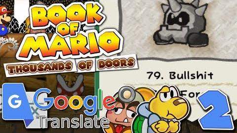 Book of Mario Thousands of Doors Google Translated TTYD ~ Chapter 2
