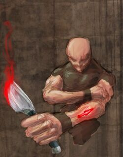 Absorb Weapon