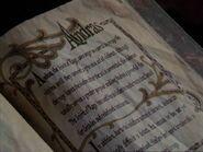 Andras (Book of Shadows)