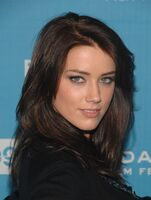 Amber heard amber dark hair 2 6e YPYo Z