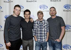 James Dashner WonderCon Anaheim 2014 20th PxrVFCeeyEQl