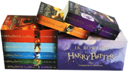 Harry Potter 2014 UK paperback box set