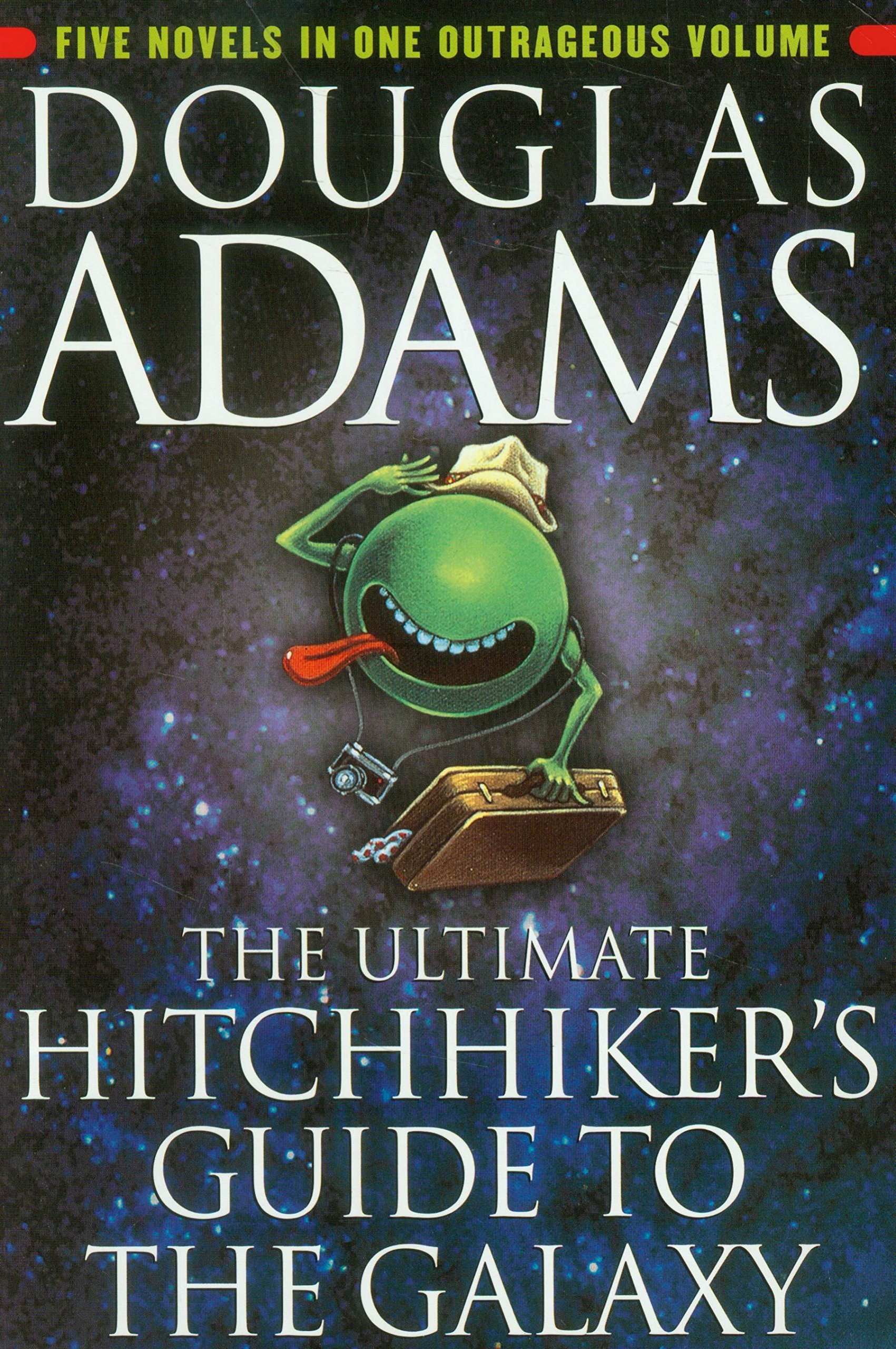 Book report: the hitchhiker's guide to the galaxy – the port press.