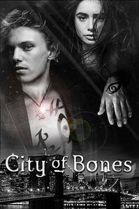 City of bones poster by martange-d4uydd9