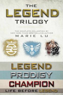 Legend trilogy collection