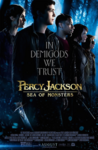Percy Jackson - Sea of Monsters 2013 film poster
