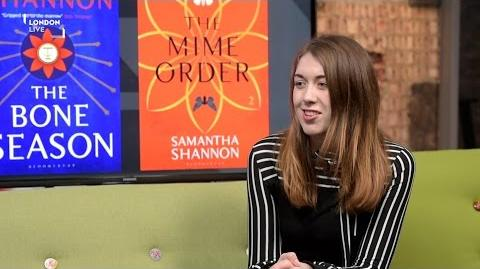London author Samantha Shannon releases second book