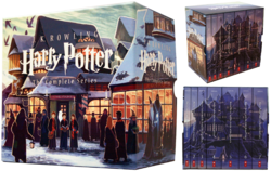 Harry Potter 2013 US paperback box set