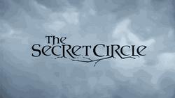 The Secret Circle Title Card