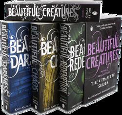 Beautiful Creatures series box set