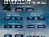 Divergent/Faction Flowchart