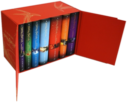 Harry Potter 2014 UK hardcover box set