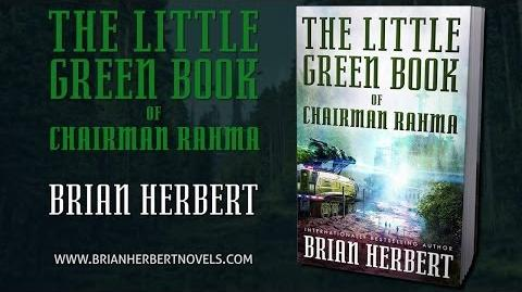The Little Green Book of Chairman Rahma - Brian Herbert - v5-0