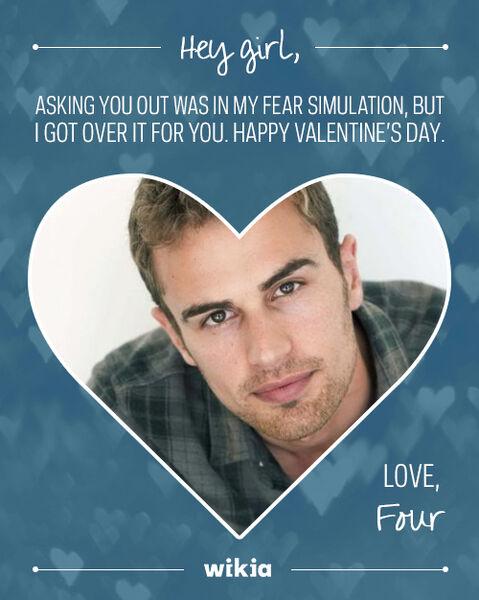 W ValentinesCards Four