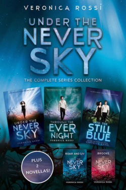 Under the Never Sky series collection