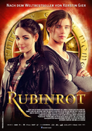 Ruby Red (Rubinrot) 2013 film poster