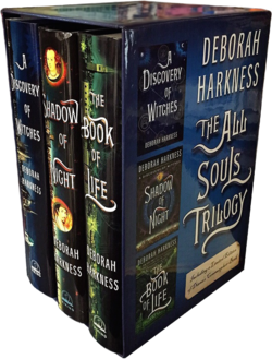 All Souls Trilogy hardcover box set