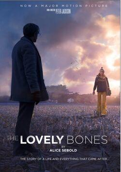 Lovely Bones Cover (film tie in)