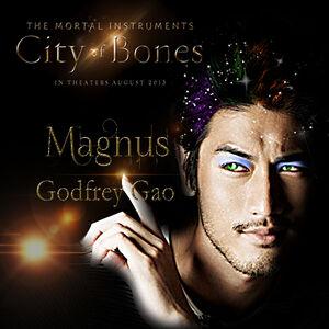 Magnus bane by martange-d58ecit