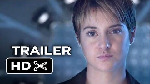 Insurgent Official Trailer 1 (2015) - Shailene Woodley Divergent Sequel HD