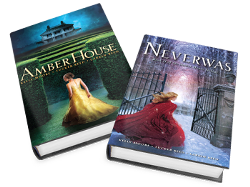 Amber House Covers