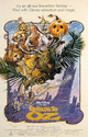 Return to Oz 1985 film poster