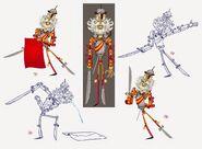 Skeleton Jorge