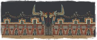 Book of Life Concept Art - Land of the Remembered (8)