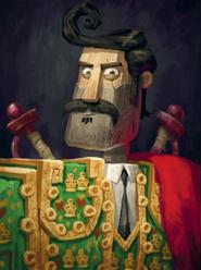 Carlos sanchez portrait