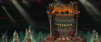 Book of Life Concept Art - Land of the Remembered (3)