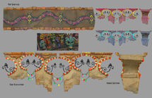 Book of Life Concept Art - Land of the Remembered (4)