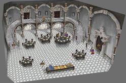 General Posada´s Ballroom