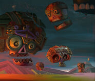 Book of Life Concept Art - Land of the Remembered (16)