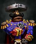 Captain Mondragon